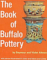 The Book Of Buffalo Pottery