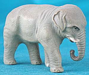 Vintage Celluloid Toy Elephant