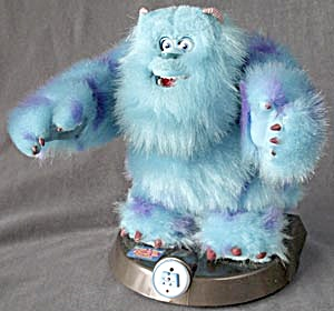 Disney Monsters Inc Motion Activated Plush Sulley