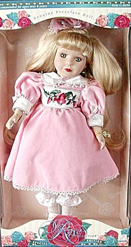 Victorian Rose Collection Special Edition Doll