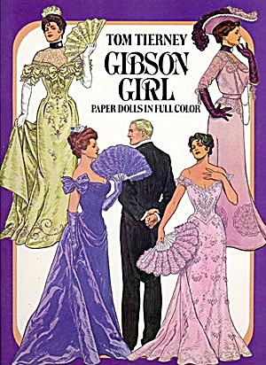 Tom Tierney: Gibson Girl, Paper Dolls