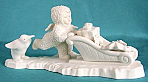 Retired Dept 56 Snowbabies: Wait For Me
