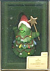 Hallmark Keepsake Ornament Jolly Christmas Tree