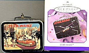 Hallmark Keepsake Star Wars Lunch Box