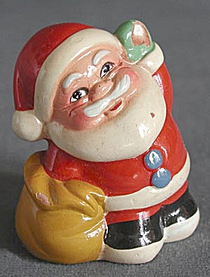 Vintage Santa Pencil Sharpener