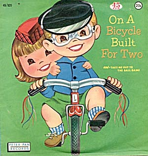 Bicycle Built For Two / Take Me Out To The Ball Game