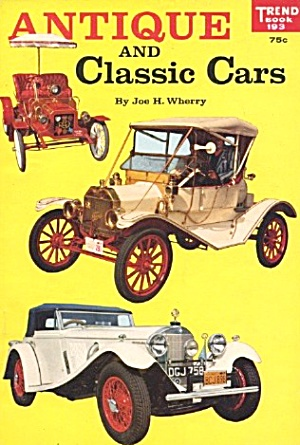 Antique And Classic Cars