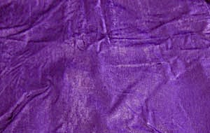 Vintage Purple Velour Fabric