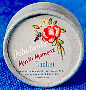Sample Sachet Box Debutante Mystic Moment