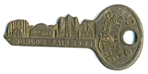 Chicago World's Fair Key Master Lock Co.