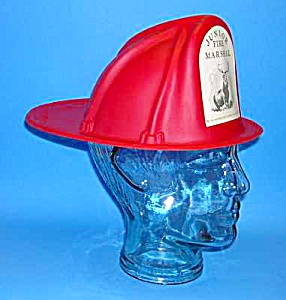 1955 Hartford Fire Insurance Junior Fire Marshal Helmet