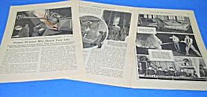 1927 Fire Safety Laboritories Mag Article
