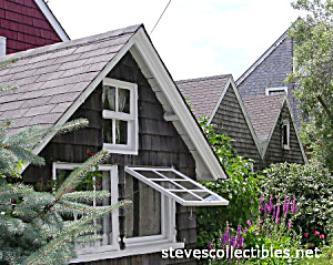 Breeze - Cape Cod Bldgs No. 1 Photograph - Ltd Edition