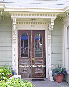 Victorian Doorway No. 1 Photograph - Limited Edition
