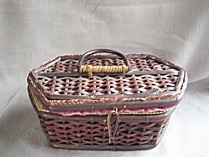 Small Sewing Basket