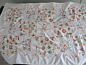 Vintage Baby's Quilt
