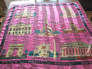 Polyester Scarf From France