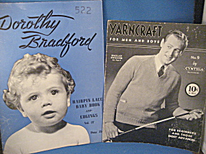 Vintage Knitting And Crocheting Patterns