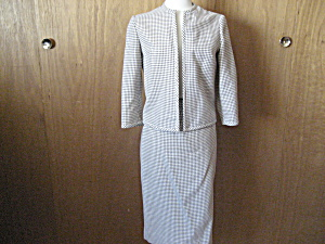 1960 Petti Skirt And Jacket