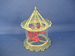 Whirling Birdcage Ornament