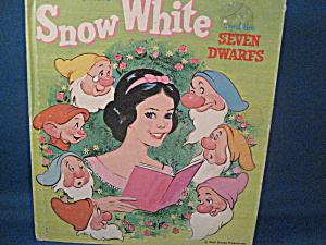 Walt Disney Snow White And The Seven Dwarfs