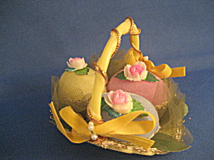 Hand Made Easter Basket