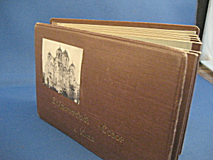 Accordion Photo Album Of Russian Saints