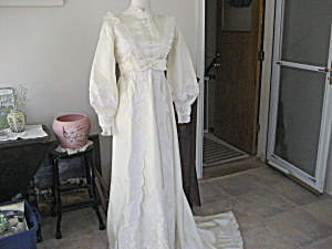 Alfred Angelo Wedding Dress Designed By Edythe Vincent