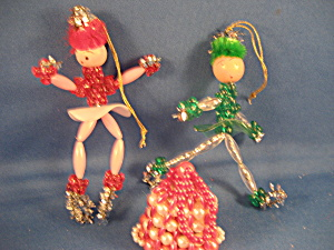Home Made Bead Decorations