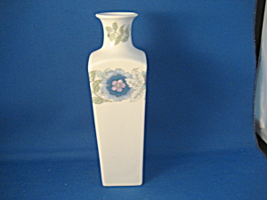 Wedgwood Vase In The Clementine Flower
