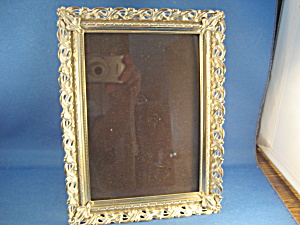 Metal 5 X 7 Picture Frame