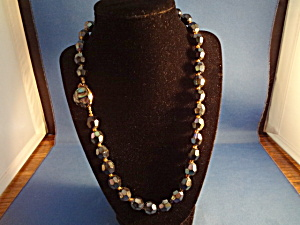 Austrian Beads Necklace