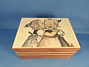 Reuge Wooden Music Box