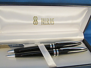 Bill Blass Pen And Pencil Set