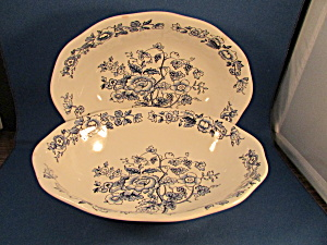 Two Wedgwood Serving Bowls