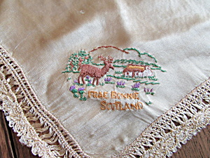 Beautiful Scotland Handkerchief