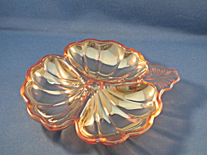 Gold Iridescent Candy Dish