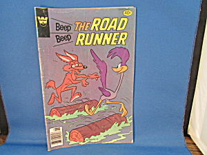 The Road Runner Comic
