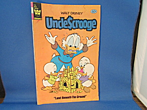 Walt Disney, Uncle Scrooge, Land Beneath The Ground