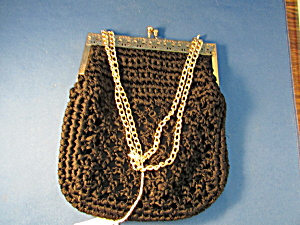 Hand Crocheted Purse