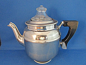 Universal 2 Cup Coffee Pot With Pyrex Top