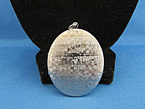 The Birth Of Christ Locket