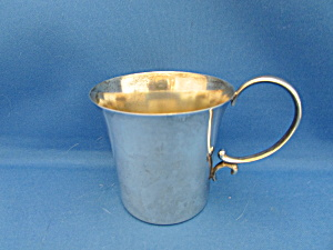 Child's Silver Cup