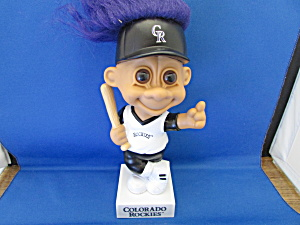 Russ Troll Major League Baseball Bobblehead Buddies