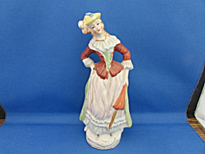 Eighteenth Century Lady Made In Occupied Japan