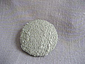 Covered Coat Button