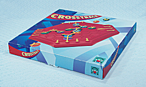 Crosstrack Game, Discovery Toys, 1994