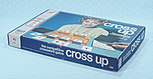 Cross Up Game, Milton Bradley, 1974 - Lucy