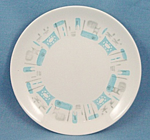 Royal China - Blue Heaven - Bread & Butter Plate - B