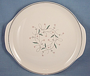 Lady Empire Dinnerware - Princess / Permacal - Round Chop Plate/ Platter